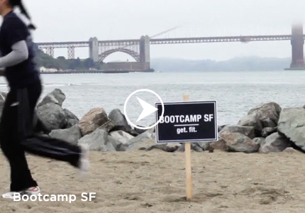 Bootcamp SF video